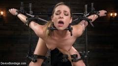 Dahlia Sky - Blonde Damsel is Distressed in Brutal Devices and Tormented (Thumb 05)