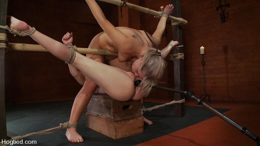 веревки порно фото