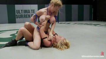 Darling - Darling The Grappler (0-0) vs Krissy The Crippler Lynn (0-0)