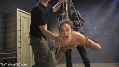 Eden Sin - Bondage Slut Eden Sin Submits to Deep Anal Discipline Training (Thumb 25)
