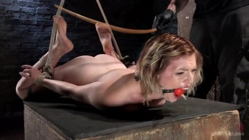 Ella Nova - Maximum Capacity in Extreme Predicament Bondage