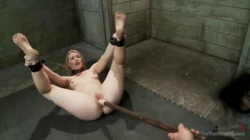 Ella Nova - The Training of a Newbie Anal Slut, Day One