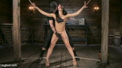 Gina Valentina - Tiny Sexual Plaything Gina Valentina Tied and Fucked in Rope Bondage! (Thumb 06)