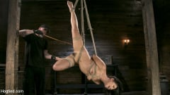 Gina Valentina - Tiny Sexual Plaything Gina Valentina Tied and Fucked in Rope Bondage! (Thumb 07)