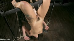 Gina Valentina - Tiny Sexual Plaything Gina Valentina Tied and Fucked in Rope Bondage! (Thumb 13)