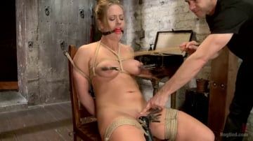 Holly Heart - Request Fulfilled: Big Tit MILF Bondage Predicaments