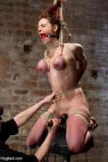 Iona Grace - Big Titted Slut Iona Grace Suspended and Tormented on HogTied.com (Thumb 22)