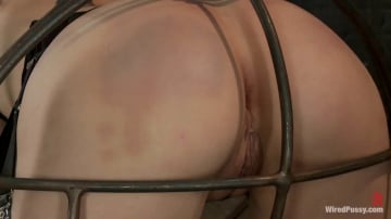 Isis Love - Beautiful Fetish Model Tied up and Dominated by Isis Love