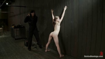 Isis Love - The Dancer - distraught and teased