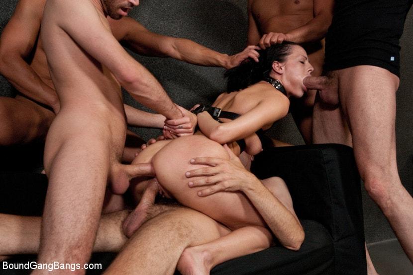 Грубый секс групповой фото