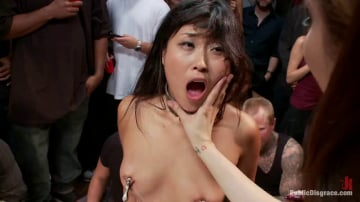 Yuki Mori - Adorable Asian Model Disgraced