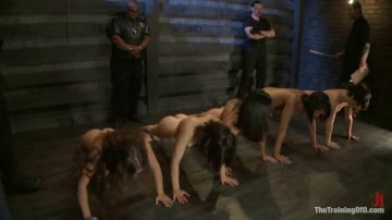 Juliette March - Five Girl Intake The Elimination Begins