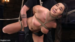 Karlee Grey - Submissive Big Tits in Brutal Bondage and Suffering (Thumb 03)
