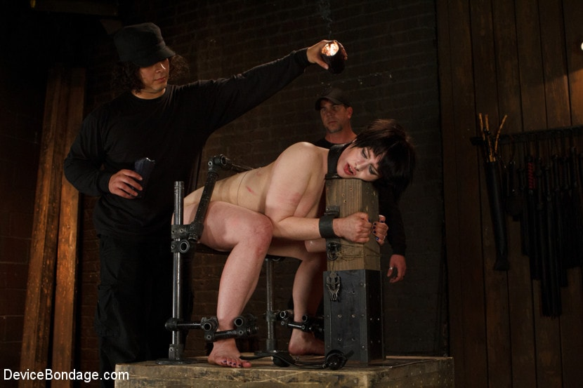 Kink 'Pain Slut is Ruined by Extreme Torment' starring Katharine Cane (photo 4)