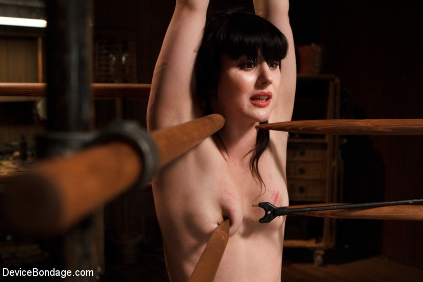 Kink 'Pain Slut is Ruined by Extreme Torment' starring Katharine Cane (photo 11)