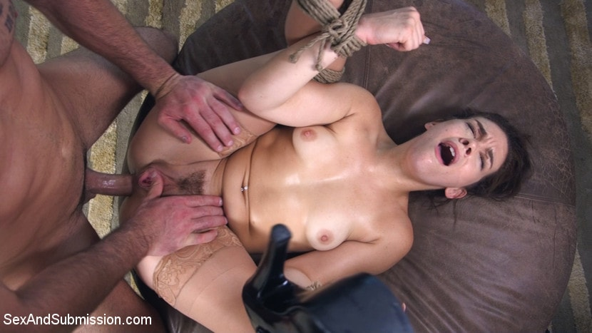 Kink 'Anal Extortion' starring Kimber Woods (photo 12)