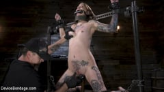 Krysta Kaos - Pain Slut Krysta Kaos Devastated in Metal Bondage (Thumb 07)