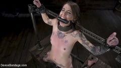 Krysta Kaos - Pain Slut Krysta Kaos Devastated in Metal Bondage (Thumb 08)
