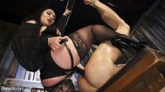Lea Lexis - Fresh Meat: Lea Lexis takes new sub for a test drive! (Thumb 12)