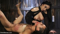Lea Lexis - Fresh Meat: Lea Lexis takes new sub for a test drive! (Thumb 14)