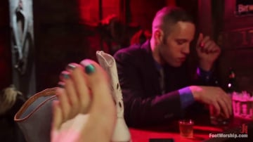 London Keyes - Honky Tonk Foot Bar: Whisky, Women, Music and FEET!