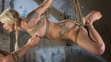 Lorelei Lee - Lorelei Lee Submits to Extreme Bondage and Grueling Torment