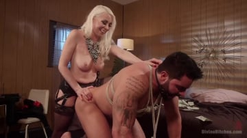 Lorelei Lee - Lucky Sap Wins a Night at the Money Motel. Part 2