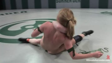 Madison Young - Ami The Valkyrie Emerson (1-2) vs Madison The Butcher (1-0)