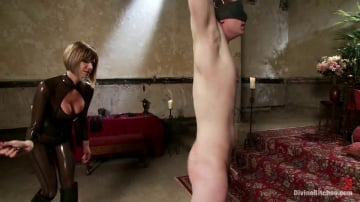 Maitresse Madeline - Examining The Teachers Pet: Episode 5 Eat your cum for me bitch