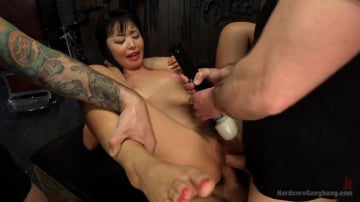 Marica Hase - The Most Adorably Intense DOUBLE ANALVAGPEN Gangbang of your DREAMS!
