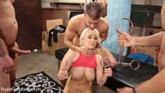 Maxim Law - Maxim Law, Blonde Girl Next Door, Bound and Gangbanged by Horny Movers (Thumb 06)