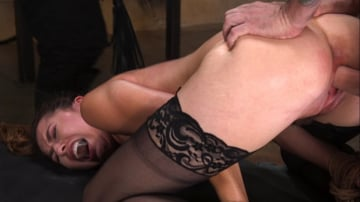 Melissa Moore - Training a Pain Slut: Busty Melissa Moore's First Submission