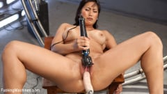 Mia Li - Fast Machine Fucking and Double Penetration Fucking!! (Thumb 11)