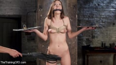 Molly Manson - Dick and Discipline: Slave Training Nubile Molly Manson (Thumb 14)