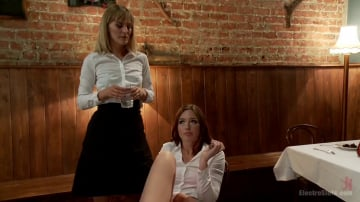 Mona Wales - Bratty Pig Punished!