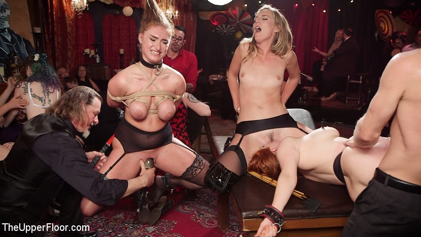 Kink 'Busty Red-Headed Squirting Anal Whores Made to Serve Mona Wales' starring Penny Pax (photo 14)