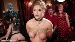 Penny Pax - Busty Red-Headed Squirting Anal Whores Made to Serve Mona Wales (Thumb 15)