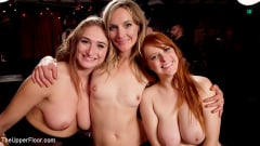 Penny Pax - Busty Red-Headed Squirting Anal Whores Made to Serve Mona Wales (Thumb 25)