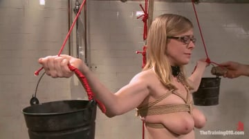 Penny Pax - The Training of and Anal Slut, Day Three