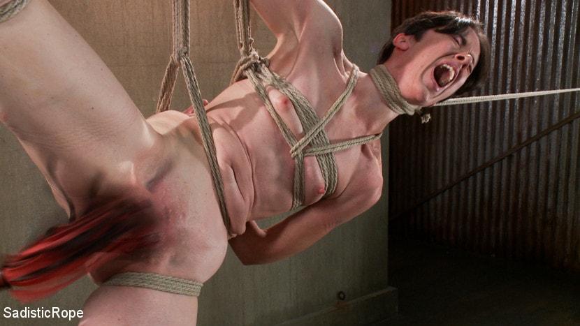 люблю пытки током садомазо