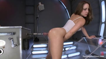 Remy LaCroix - Remy All Anal: Sweet Perfect Ass Stretched and Fucked by Long Machine Cock