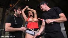 Richelle Ryan - Big Ass-ed MILF Richelle Ryan Trained and Fucked in Rope Bondage!! (Thumb 04)