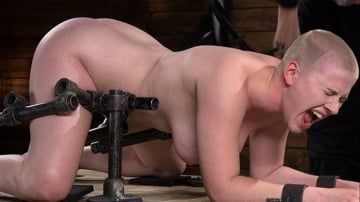 Riley Nixon - Good Girls Need to Suffer in Bondage Too!