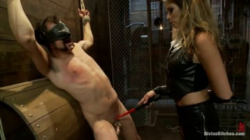 Scout - From Worthless To Worthy In Five Mistresses: Episode 3, Chastity CBT