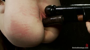 Seda - Seda is ass-fucked, whipped and caned in hard bondage.