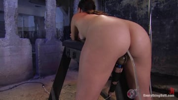 Sienna - Anal Audition: Sienna the shy enema whore