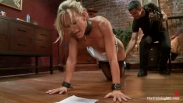 Simone Sonay - The Training of a Domestic MILF, Day Two