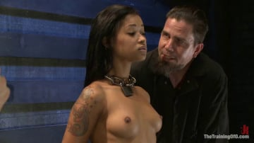 Skin Diamond - Skin Diamond Day Three Slave Ransom Sexual Training