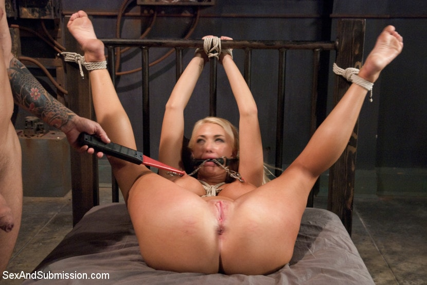 Kink 'The Bombshell Bondage Slut' starring Summer Brielle (photo 12)