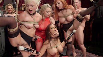 Syren de Mer - Fantastically Fevered Folsom Orgy